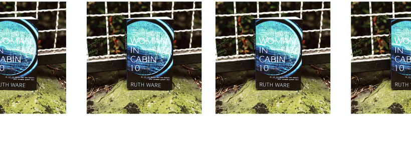 Woman in Cabin 10 Thriller Buchcover Review Rezension Buchtipp The Booklettes
