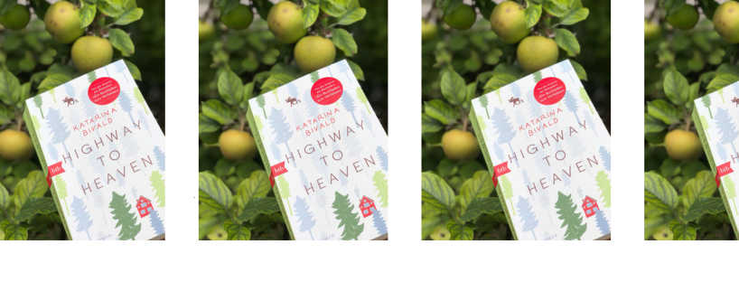 Highway to Heaven Katharina Bivald Buchcover Rezension The Booklettes