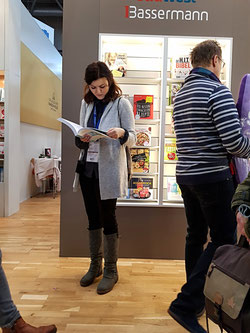 Isa The Booklettes Buchmesse Leipzig 2018