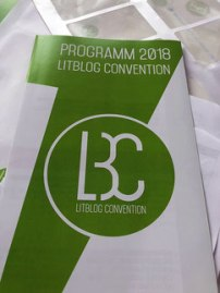 LITBLOG2018 CONVENTION 2018 Ofelia The Booklettes