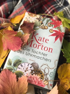 Kate Morton-Cover-Tochter des Uhrmachers-Rezension-The Booklettes