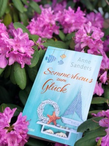 Cover Sommerhaus zum Glueck, Anne Sanders, The Booklettes