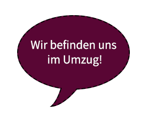 Webseite Umzug The Booklettes
