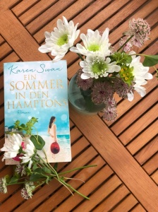 Cover Karen Swan, Ein Sommer in den Hamptons, The Booklettes