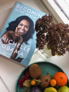 cover-michelle obama-becoming-rezension-the booklettes