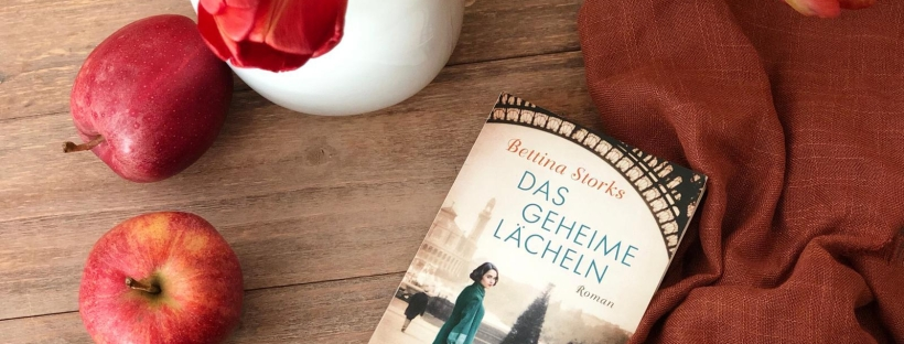 cover das geheime laecheln the booklettes