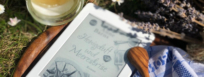 ereader cover honigduft und meeresbrise rezension the booklettes
