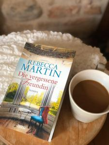 The Booklettes Rezension Rebecca Martin Die vergessene Freundin
