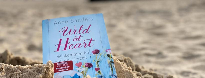 cover-wild at heart-anne sanders-the booklettes