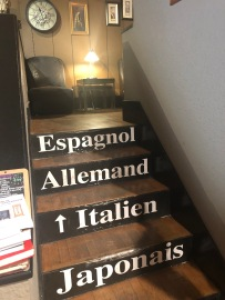 treppen-book in bar-aix-en-provence